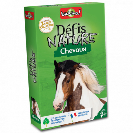 Défi Nature - chevaux, Bioviva