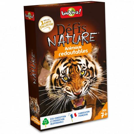 Défi Nature - animaux redoutables, Bioviva