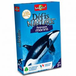 Défi Nature - animaux marins, Bioviva