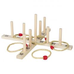 Lancer d'anneaux, Goki, jeu en bois