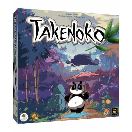Takenoko nouvelle version, Studio Bombyx, un jeu pour toute la famille