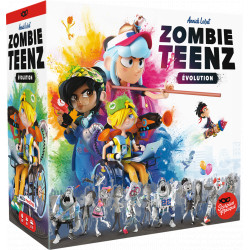 Zombie Teenz Evolution, le Scorpion Masqué