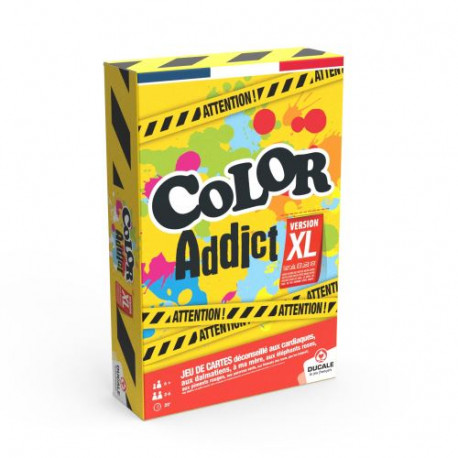 Color Addict, version XL, Ducale