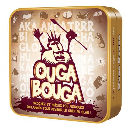 Ouga Bouga, Cocktail Games : Grognez pour gagner !