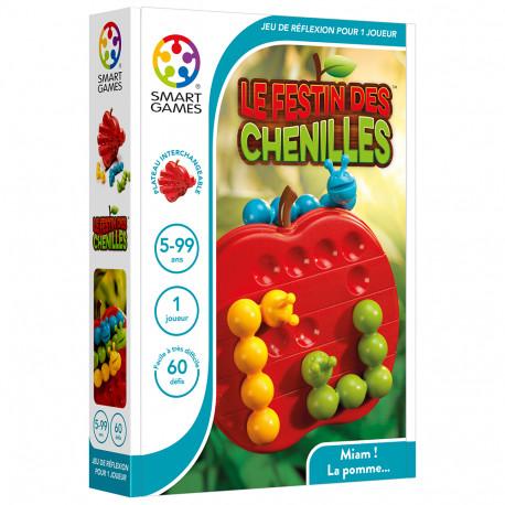 Le festin des chenilles, Smart Games, version française