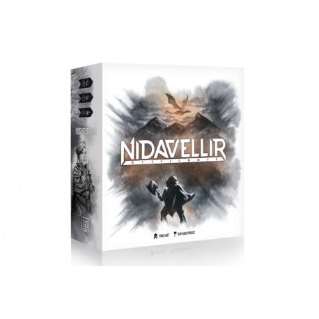 Nidavellir, Grrre Games : sillonnez les tavernes du Royaume pour recruter et constituer le bataillon le plus puissant