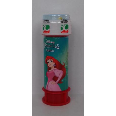 Bulle de savon 60 ml Princesses, Disney