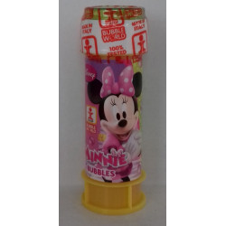 Bulles de savon Disney Minnie, 60 ml, Disney
