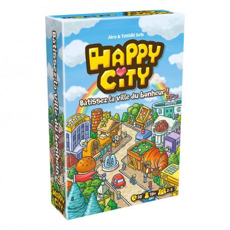 Happy City, Cocktail Games : bâtissez votre ville et mettez-y du cœur !