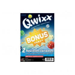 Recharges de bloc score pour le jeu qwixx