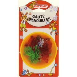 Saute Grenouille 10 cm de diamètre