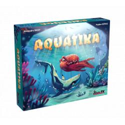 Aquatika, jeux FK : Amenez une bestiole sur la rive opposée et c'est gagné !