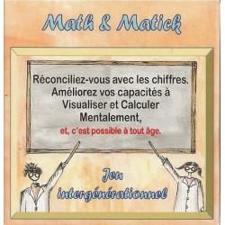 Math & Matick, jeu du Pas