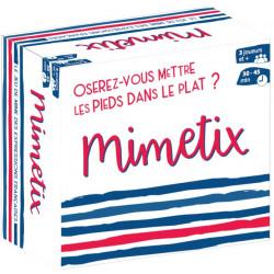 Mimetix, le jeu d'ambiance à grands coups de mimes