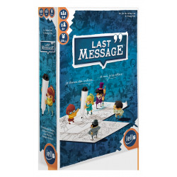 Last Message, Iello : saurez vous retrouver le coupable ?