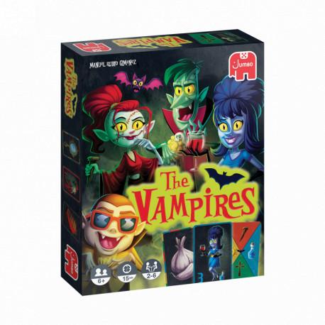 The Vampires, Jumbo : repoussez les vampires en Transylvanie