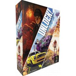 Unlock, Legendary Adventures, Space Cowboys