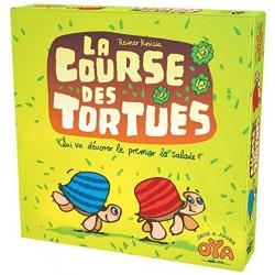La courses des tortues, Oya