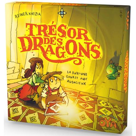 Trésor de dragons, Oya : Cherchez les objets identiques en évitant l'araignée