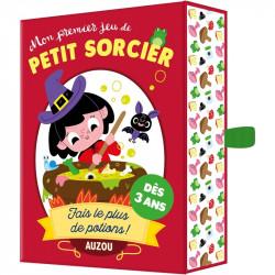 Le petit sorcier, Auzou Le but du jeu est de préparer le plus de potions possible !