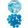 Billes dauphin bleu (x20) + calot