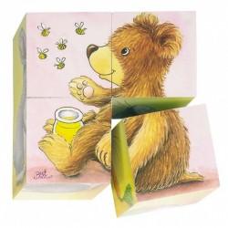 puzzle cube Goki