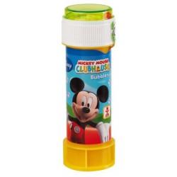 Bulle de savon 60 ml Mickey et ses amis, avec jeu