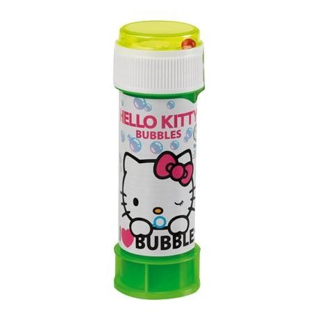 Bulle de savon 60 ml Hello kitty avec jeu