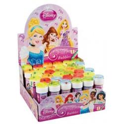 Bulle de savon 60 ml (x36) Princesses avec jeu