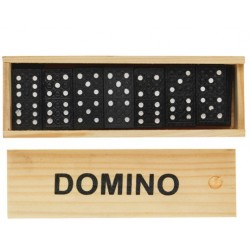 Dominos en bois