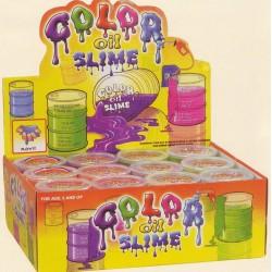 Baril Slime, 1 pot de pâte visqueuse